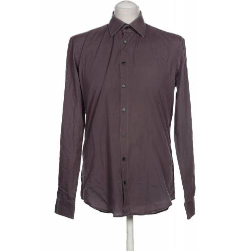 Abrams Herren Hemd grau, KW DE 39, Baumwolle grau