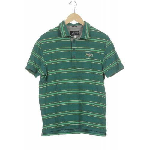 Giorgio Armani Jeans Herren Poloshirt grün, INT L grün