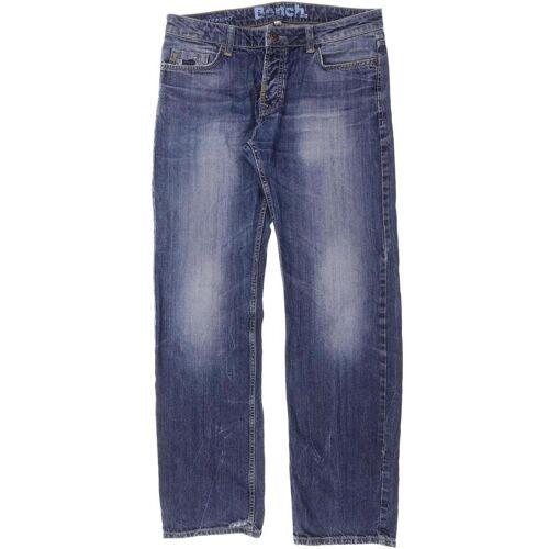 Bench. Herren Jeans blau, INCH 33 blau