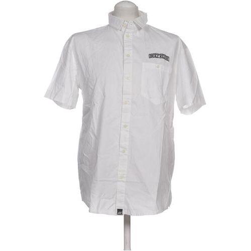 Boxfresh Herren Hemd weiß, KW DE 40 weiß