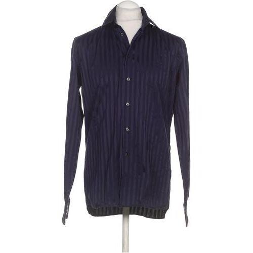 Duchamp Herren Hemd blau, KW DE 41, Baumwolle blau