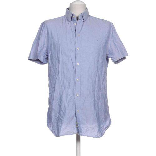 Giorgio Armani Emporio Armani Herren Hemd blau, KW DE 42 blau