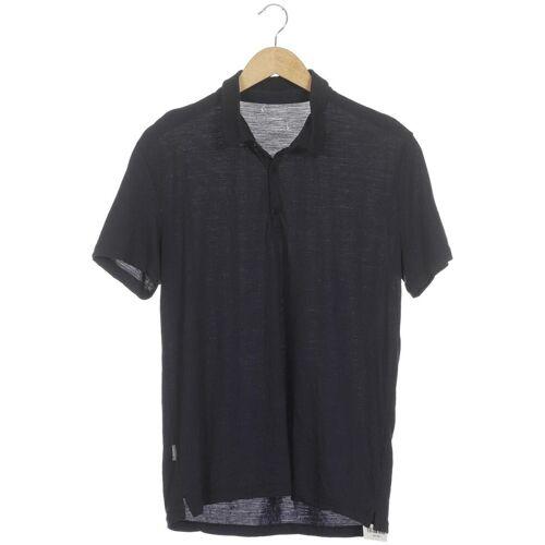 Icebreaker Herren Poloshirt blau, INT M blau