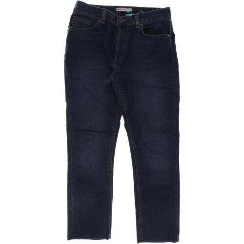 KOTON Herren Jeans blau, INCH 32, Elasthan Baumwolle blau