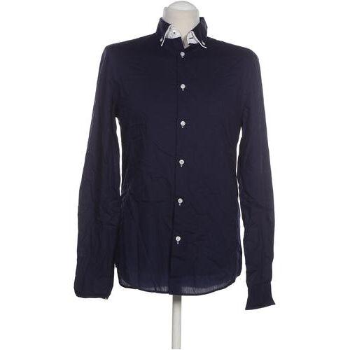 Kiomi Herren Hemd blau, KW DE 39, Baumwolle blau
