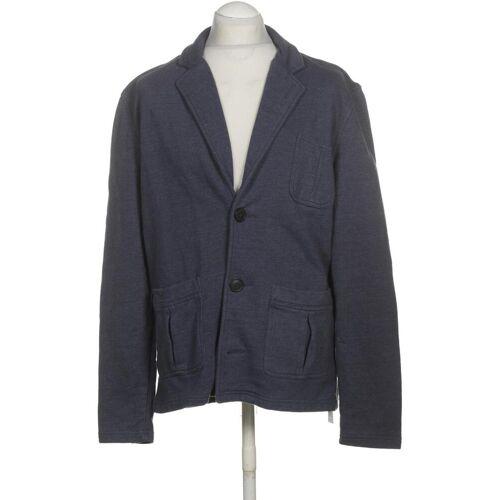 Kiomi Herren Sakko blau, INT M, Baumwolle Synthetik blau