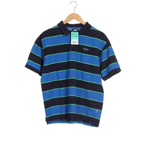 LONSDALE LONDON Herren Poloshirt blau, INT XL blau
