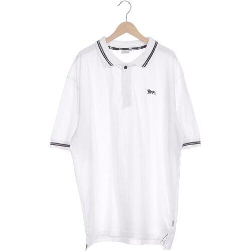 LONSDALE LONDON Herren Poloshirt weiß, INT XXL weiß
