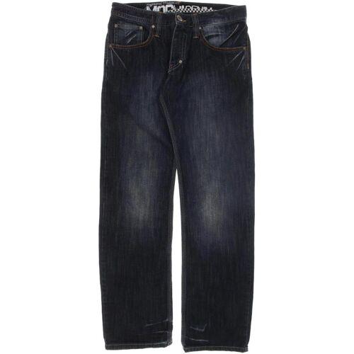Mogul Herren Jeans blau, INCH 29, Baumwolle 3029D8E blau