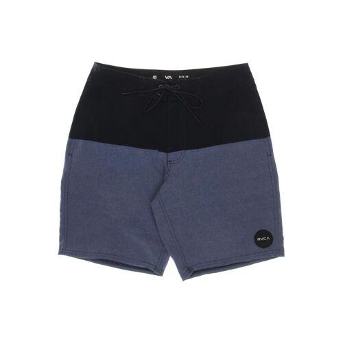 RVCA Herren Shorts blau, INCH 28 blau