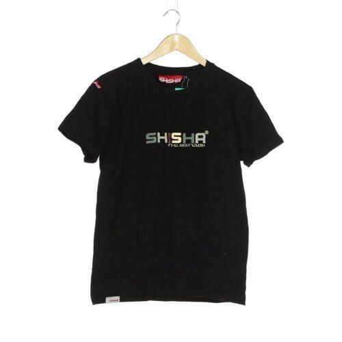 SHISHA Brand Herren T-Shirt schwarz, INT M, Baumwolle schwarz