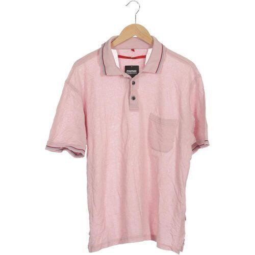 SIGNUM Herren Poloshirt pink, INT XL pink