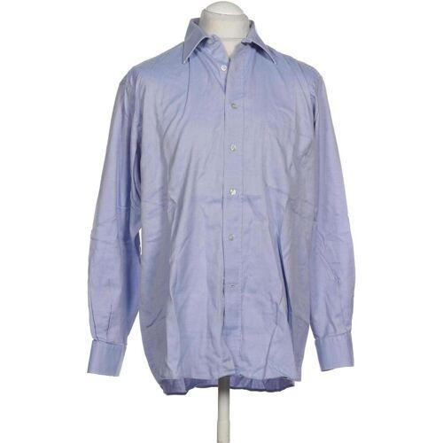 SOVRANO Herren Hemd blau, KW DE 41, Baumwolle blau