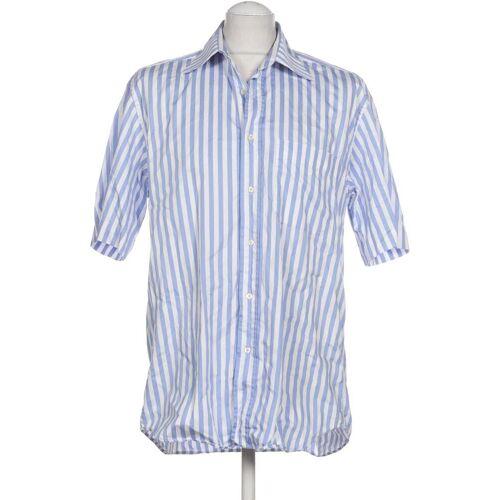 SOVRANO Herren Hemd blau, KW DE 40, Baumwolle 18473A7 blau