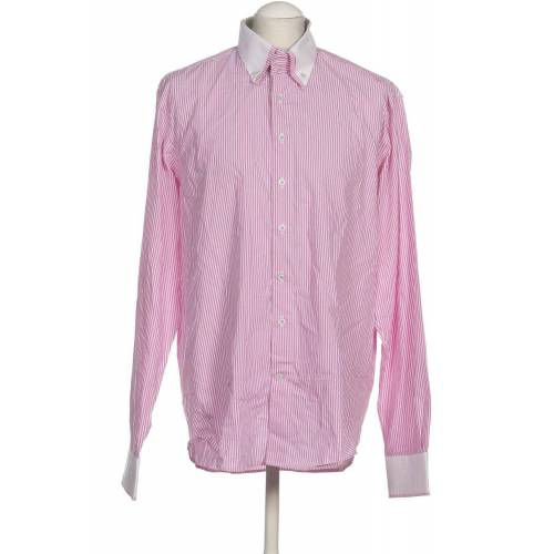 SOVRANO Herren Hemd pink, INT XL, Baumwolle 8AA526B pink