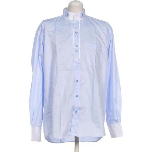 SOVRANO Herren Hemd blau, INT L, Baumwolle 694A832 blau