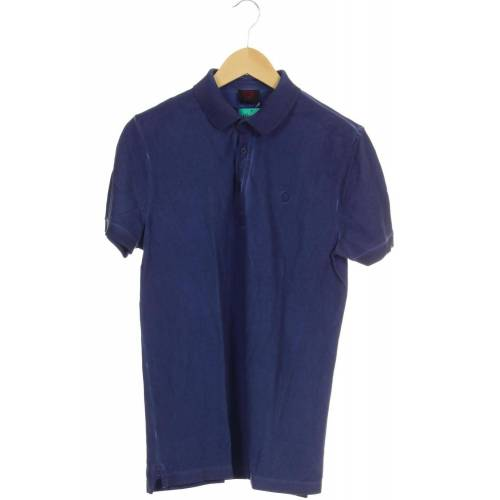 Strellson Herren Poloshirt blau, INT S blau