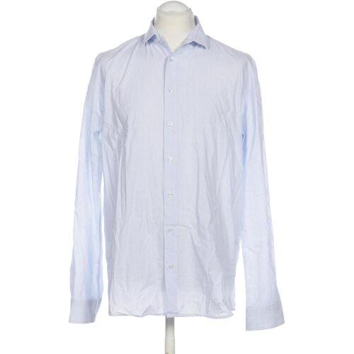 Strenesse Herren Hemd blau, KW DE 43 blau