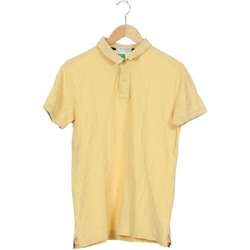 Trussardi Herren Poloshirt beige, INT M beige