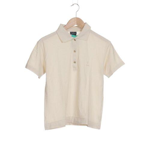 Trussardi Herren Poloshirt beige, INT M, Baumwolle beige