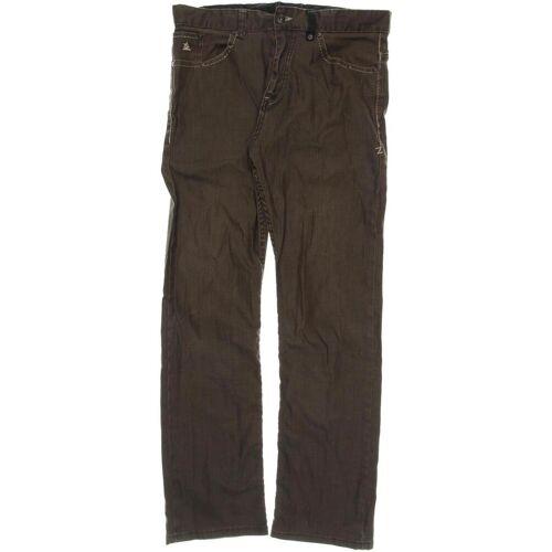 Zimtstern Herren Jeans braun, INCH 33 braun