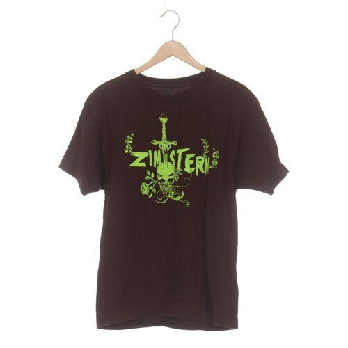 Zimtstern Herren T-Shirt braun, INT S, Baumwolle braun