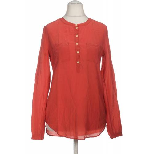 0039 Italy Damen Bluse rot, INT S rot