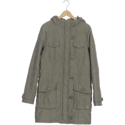 Buffalo Damen Mantel grün, DE 34, Synthetik grün