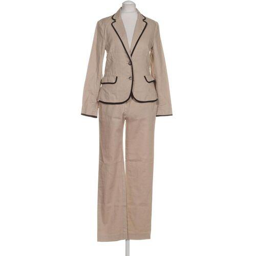 MANGO Damen Anzug beige, DE 34 beige