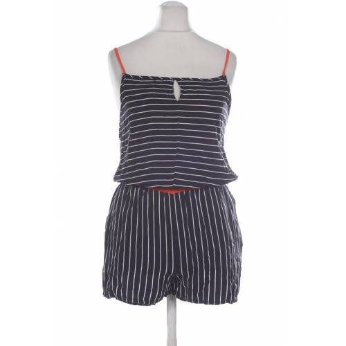 Reserved Damen Jumpsuit/Overall blau, EUR 38, Viskose blau