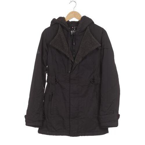 Zimtstern Damen Jacke schwarz, INT M schwarz