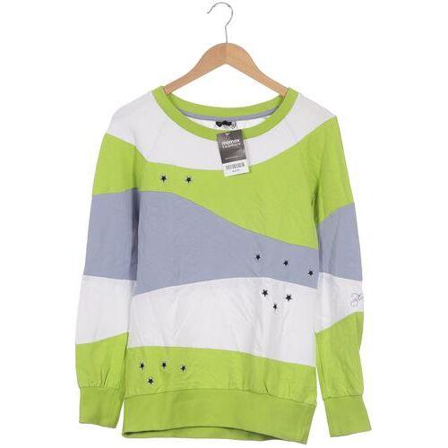 Zimtstern Damen Sweatshirt grün, INT S, Elasthan Baumwolle grün