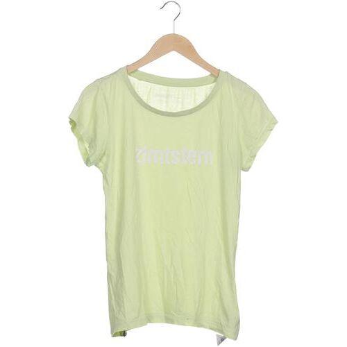 Zimtstern Damen T-Shirt grün, INT M, Baumwolle grün