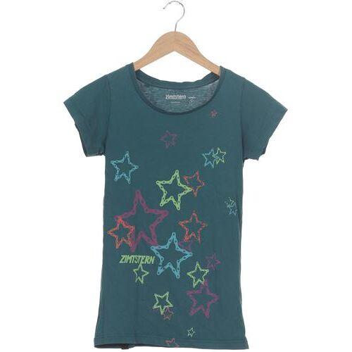 Zimtstern Damen T-Shirt grün, INT S, Baumwolle grün