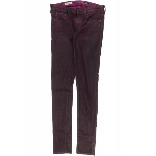AG Adriano Goldschmied Damen Jeans lila, INCH 29 lila