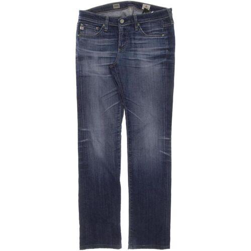AG Adriano Goldschmied Damen Jeans blau, INT L blau
