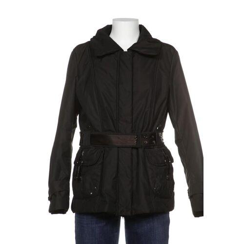 APANAGE Damen Mantel schwarz, DE 40 schwarz