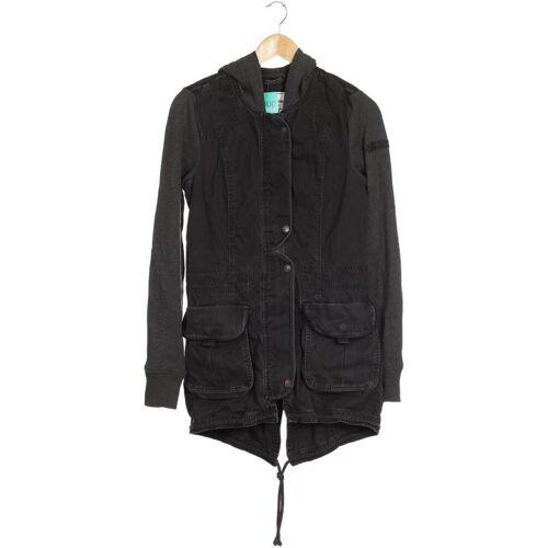 Abercrombie & Fitch Damen Mantel grau, INT M grau