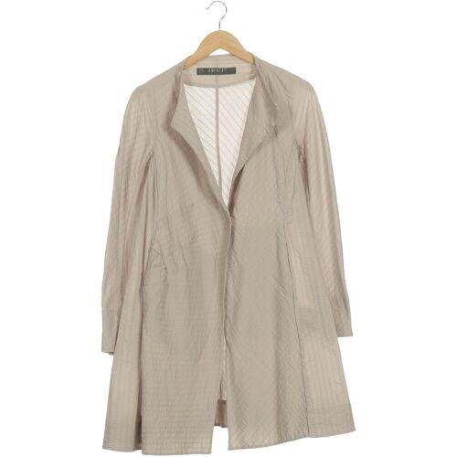Absolut by Zebra Damen Mantel beige, INT L, Baumwolle beige