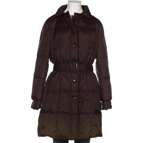 Aigner Damen Mantel braun, DE 38, Synthetik braun