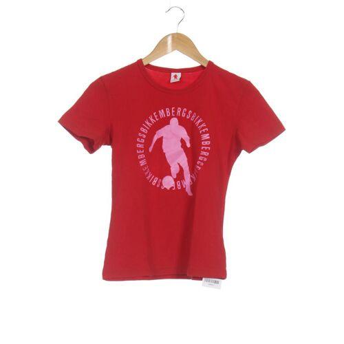 BIKKEMBERGS Damen T-Shirt rot, INT M rot