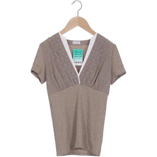 Brunello Cucinelli Damen T-Shirt braun, INT XXS braun