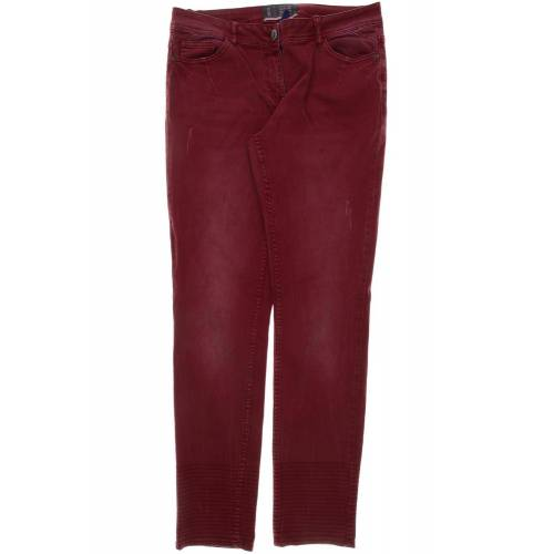 CECIL Damen Jeans rot, INCH 30 rot