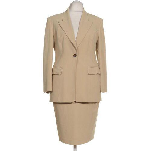 Comma Damen Anzug beige, DE 44 beige