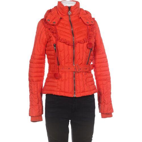 DEPT. Damen Jacke rot, INT M rot
