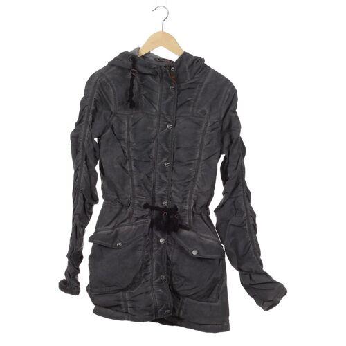 DreiMaster Damen Mantel grau, INT M grau
