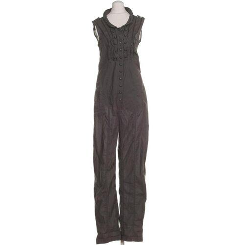 Drykorn Damen Jumpsuit/Overall grau, INT M, Baumwolle grau