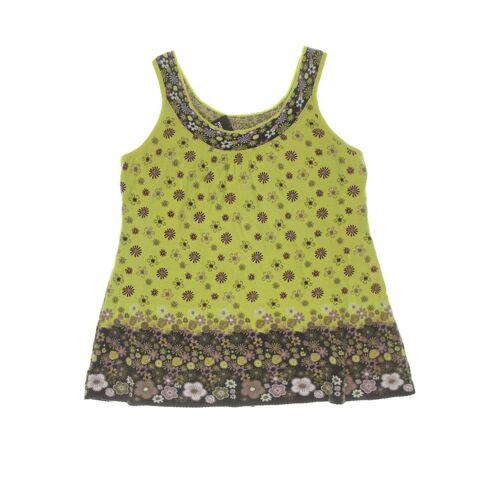 Dunque Damen Top gelb, INT XL, Baumwolle 3960672 gelb
