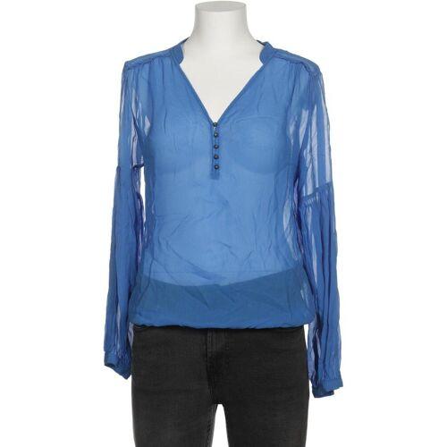 EXPRESSO Damen Bluse blau, DE 40 blau