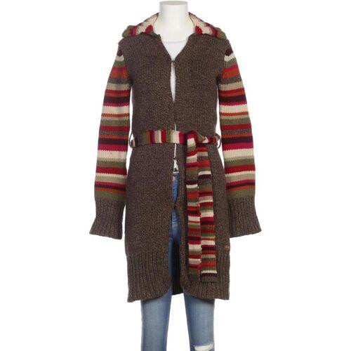 FREESOUL Damen Mantel braun, INT S, Wolle braun